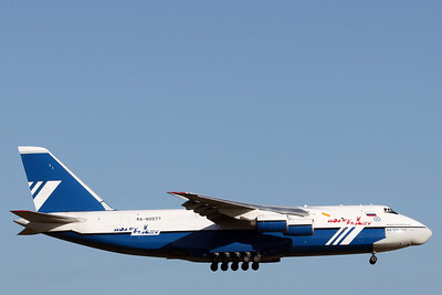 RA-82077 Polet Flight Antonov An-124-100 - cn 9773054459151 - Taken 2012