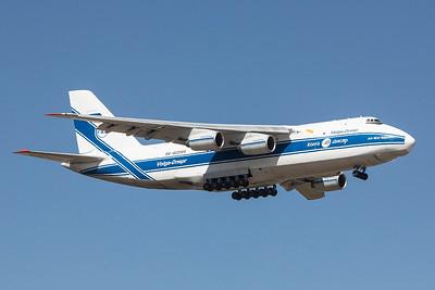 Antonov AN124 RA-82044 of Volga-Dnepr Airlines