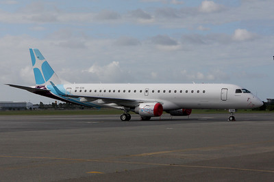 Sky Air World (VH-SXK) | Embraer ERJ-190 (190-100)