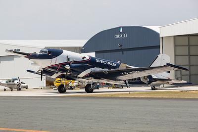 Douglas DC-3 ZS-ASN