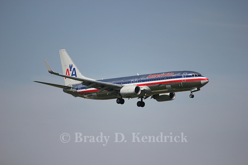 Airline: American Airlines<br /> <br /> Aircraft Type: Boeing 737-800<br /> <br /> Photo Location: Dallas Fort Worth International Airport in Fort Worth, Texas