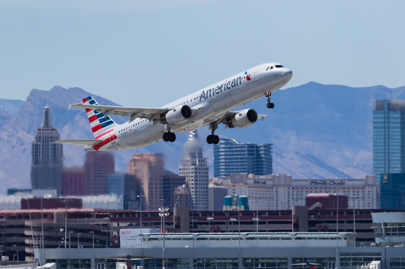 -(Airline) American Airlines <br /> -(Aircraft) Airbus A321-200<br /> -(Aircraft Registration) N172US<br /> -(Flight Number) American Airlines 2038<br /> -(Flight Route) McCarran International Airport, NV to Charlotte Douglas International Airport, NC