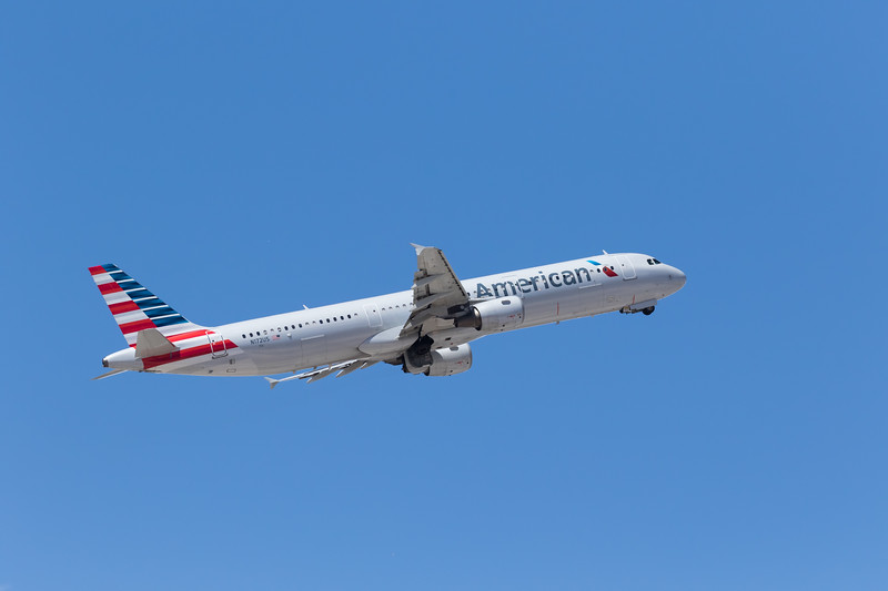 -(Airline) American Airlines<br /> -(Aircraft) Airbus A321-200<br /> -(Aircraft Registration) N172US<br /> -(Flight Number) American Airlines 2038<br /> -(Flight Route) McCarran International Airport, NV to Charlotte Douglas International Airport, NC