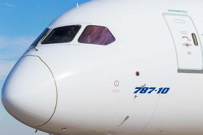 -(Aircraft) Boeing 787-10 Dreamliner <br /> -(Aircraft Registration) N548ZC<br /> -(Flight Number) Boeing 36<br /> -(Flight Route) Boeing Field, WA to Rick Husband Amarillo International Airport, TX <br /> <br /> -Boeing 787-10 Test Aircraft.  2nd 787-10 produced.  1st produced with GE GEnx-1B engines.