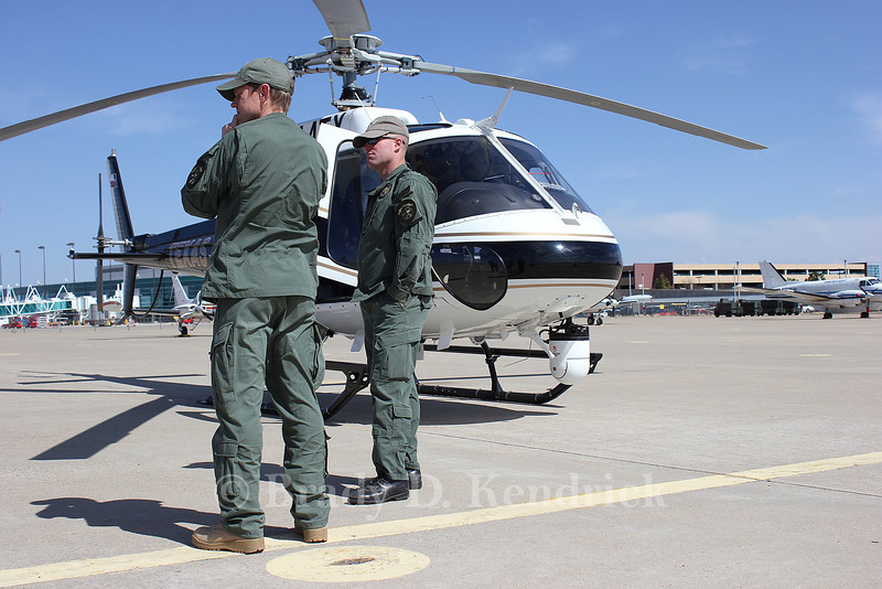 Agency:  Texas Department of Public Safety Highway Patrol<br /> <br /> Aircraft Type:  Eurocopter AS350<br /> <br /> Photo Location:  Rick Husband International Airport in Amarillo, Texas