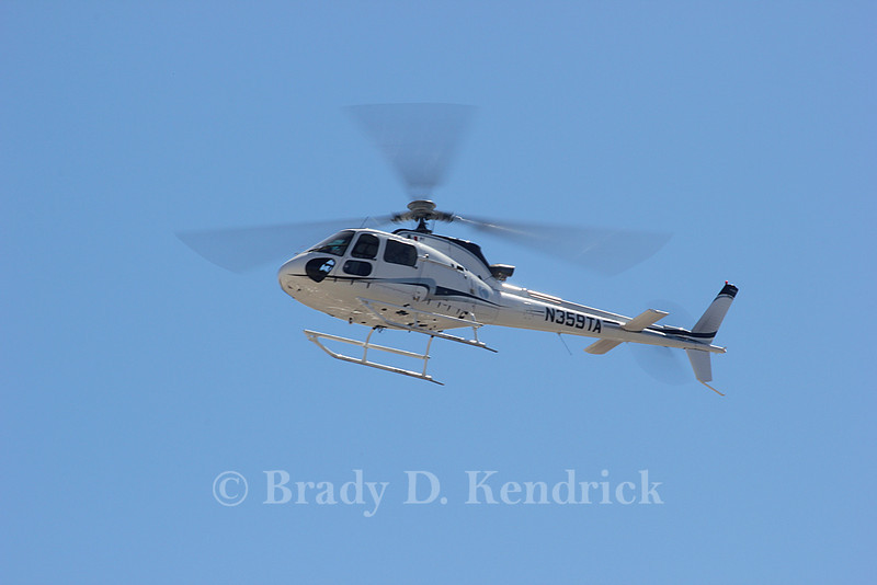 Aircraft Type:  Eurocopter AS350<br /> <br /> Photo Location:  Rick Husband International Airport in Amarillo, Texas