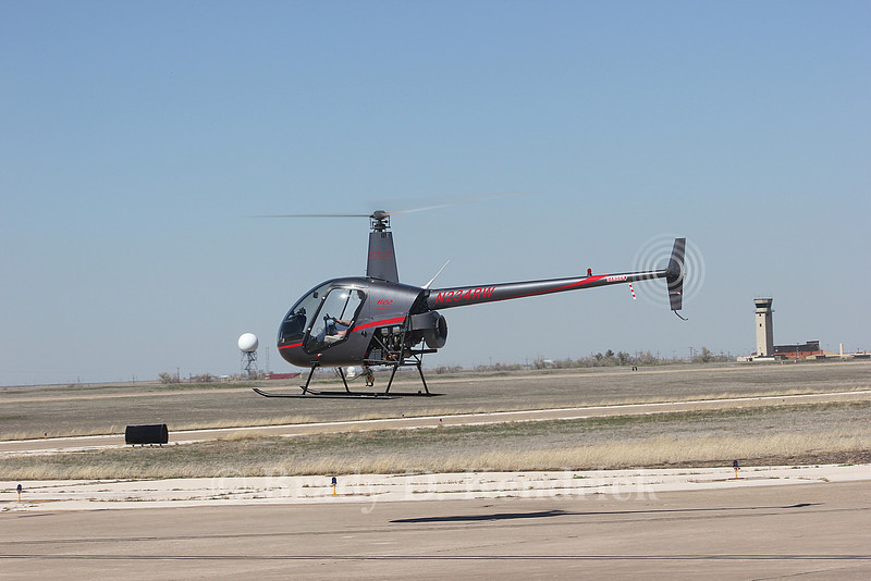 Aircraft Type:  Robinson Helicopter Company R22<br /> <br /> Photo Location:  Rick Husband International Airport in Amarillo, Texas