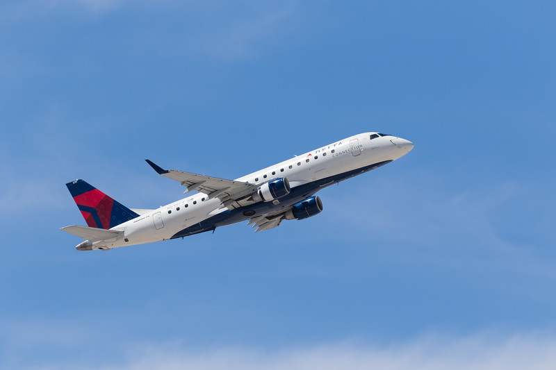-(Airline) Delta Connection - Operated by Compass Airlines<br /> -(Aircraft) Embraer ERJ-175 <br /> -(Aircraft Registration) N638CZ<br /> -(Flight Number) Compass Airlines 5846<br /> -(Flight Route) McCarran International Airport, NV to Los Angeles International Airport, CA