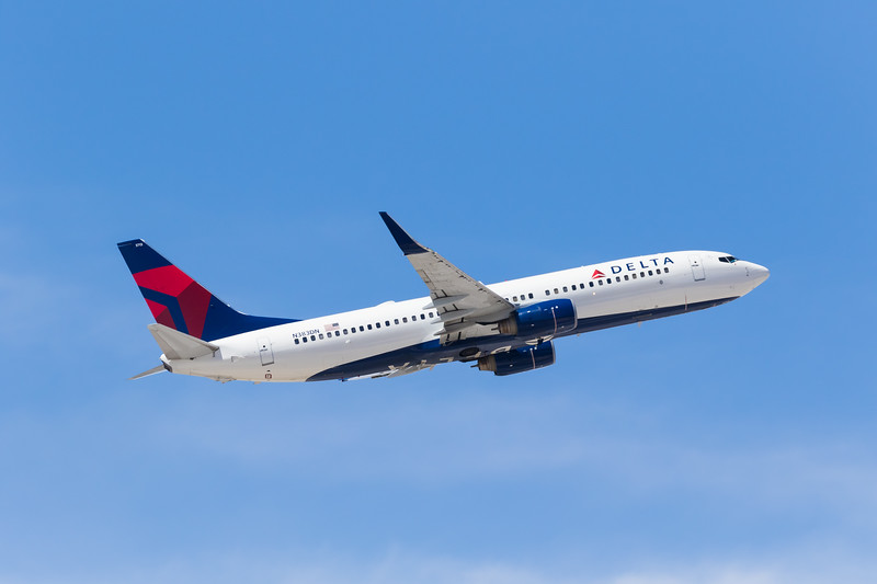 -(Airline) Delta Air Lines<br /> -(Aircraft) Boeing 737-800<br /> -(Aircraft Registration) N383DN<br /> -(Flight Number) Delta 2270<br /> -(Flight Route) McCarran International Airport, NV to Salt Lake City International Airport, UT