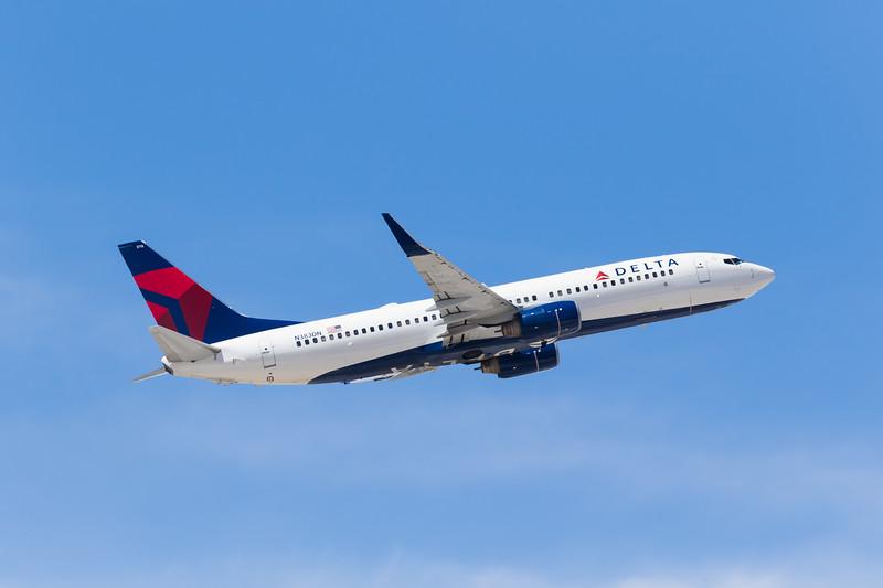 -(Airline) Delta Air Lines<br /> -(Aircraft) Boeing 737-800<br /> -(Aircraft Registration) N383DN<br /> -(Flight Number) Delta 2270<br /> -(Flight Route) McCarran International Airport, NV to Salt Lake City International Airport, UT