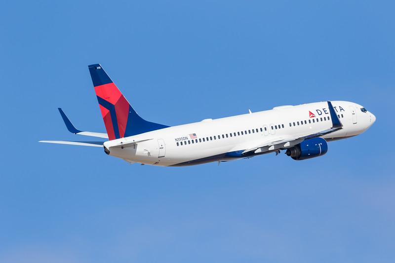 -(Airline) Delta Air Lines<br /> -(Aircraft) Boeing 737-800 <br /> -(Aircraft Registration) N395DN<br /> -(Flight Number) Delta Air Lines Flight 9935<br /> -(Flight Route) Rick Husband Amarillo International Airport, TX to Hartsfield–Jackson Atlanta International Airport, GA