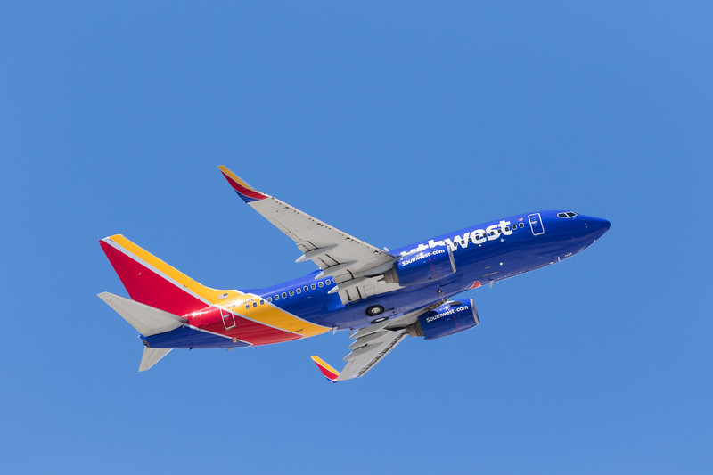 -(Airline) Southwest Airlines<br /> -(Aircraft) Boeing 737-700<br /> -(Aircraft Registration) N7885A<br /> -(Flight Number) Southwest 5265<br /> -(Flight Route) McCarran International Airport, NV to San Jose International Airport, CA