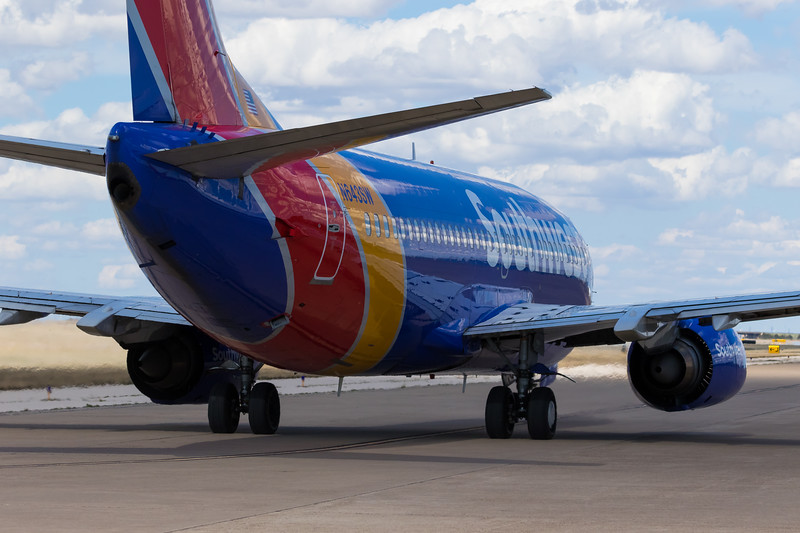 -(Aircraft) Boeing 737-300<br /> -(Airline) Southwest Airlines