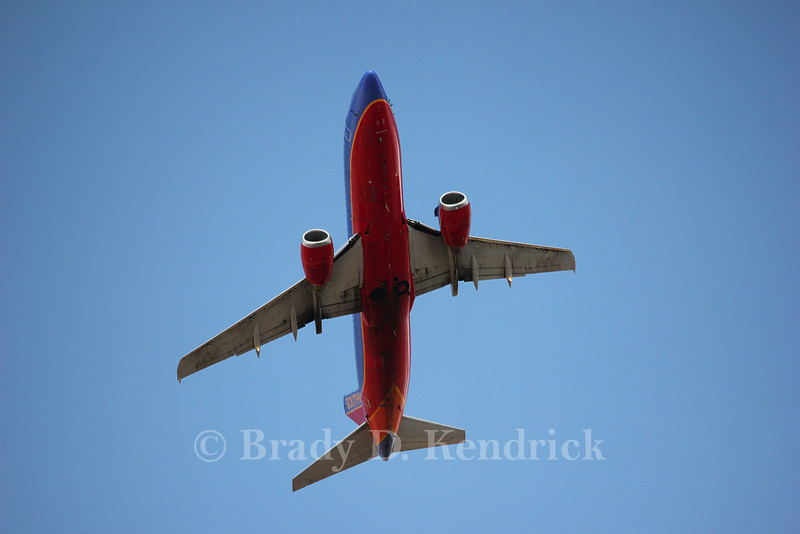 Airline: Southwest Airlines<br /> <br /> Aircraft Type: Boeing 737-300<br /> <br /> Photo Location:  Rick Husband Amarillo International Airport