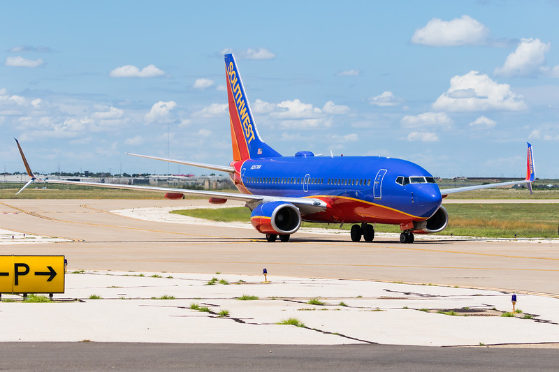 -(Airline) Southwest Airlines <br /> -(Aircraft) Boeing 737-700<br /> -(Flight Number) Southwest Airlines Flight 1509<br /> -(Flight Route) McCarran International Airport, NV to Rick Husband Amarillo International Airport, Texas