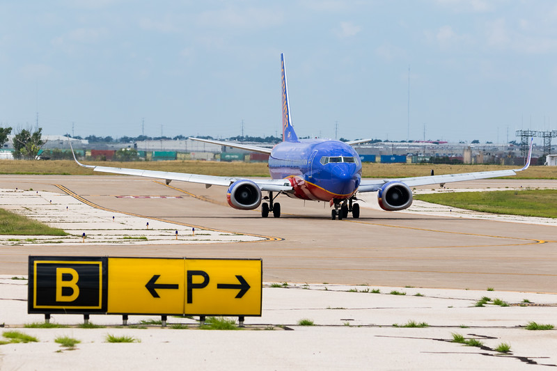 -(Airline) Southwest Airlines <br /> -(Aircraft) Boeing 737-300<br /> -(Flight Number) Southwest Airlines 486<br /> -(Flight Route) Dallas Love Field, TX to Rick Husband Amarillo International Airport, TX