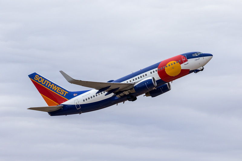 -(Airline) Southwest Airlines<br /> -(Aircraft) Boeing 737-700<br /> -(Aircraft Registration) N230WN<br /> -(Flight Number) Southwest Airlines Flight 694<br /> -(Flight Route) Rick Husband Amarillo International Airport, Texas to Dallas Love Field, Texas