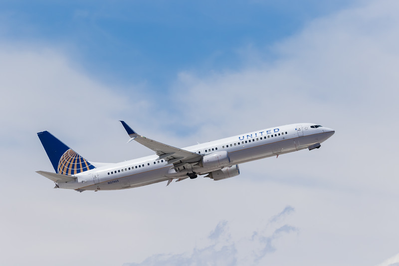 -(Airline) United Airlines<br /> -(Aircraft) 737-900ER <br /> -(Aircraft Registration) N37465<br /> -(Flight Number) United 1135<br /> -(Flight Route) McCarran International Airport, NV to Washington Dulles International Airport, VA