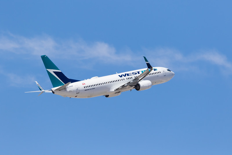 -(Airline) WestJet Airlines<br /> -(Aircraft) Boeing 737-800<br /> -(Aircraft Registration) C-FKRF<br /> -(Flight Number) WestJet 1789<br /> -(Flight Route) McCarran International Airport, NV to Vancouver International Airport, Canada