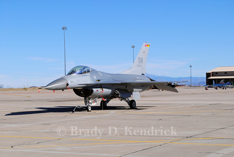 "-(Aircraft) General Dynamics F-16C Fighting Falcon  <br /> -(Nation & Service) United States Air Force<br /> -(Squadron) 77th Fighter Squadron ""Gamblers""<br /> -(Home Base) Shaw Air Force, South Carolina"