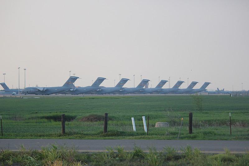-(Location) Altus Air Force Base, Oklahoma