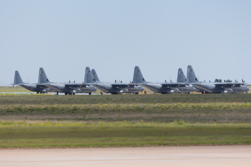 -(Location) Cannon Air Force Base, New Mexico