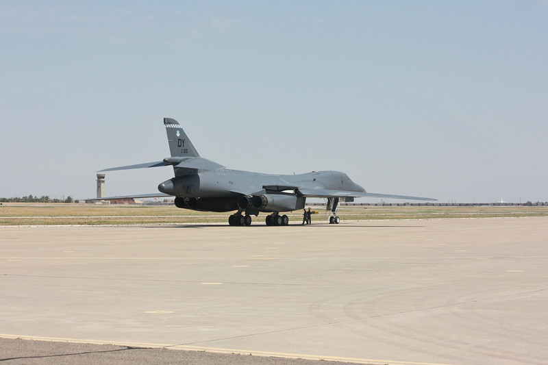 -(Aircraft) Rockwell B-1B Lancer <br /> -(Nation & Service) United States Air Force<br /> -(Squadron) 28th Bomb Squadron <br /> -(Home Base) Dyess Air Force Base, Texas