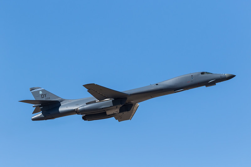-(Aircraft) Rockwell B-1B Lancer<br /> -(Nation & Service) United States Air Force<br /> -(Squadron) 28th Bomb Squadron <br /> -(Home Base) Dyess Air Force Base, Texas
