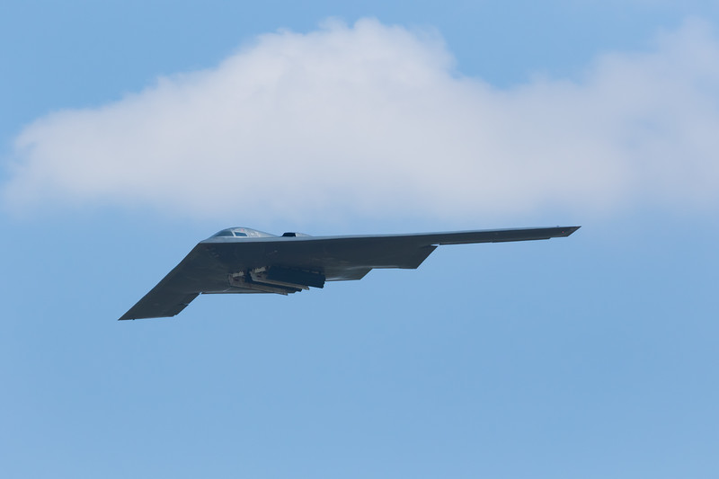 "-(Aircraft) Northrup Grumman B-2A Spirit<br /> -(Nation & Service) United States Air Force<br /> -(Squadron) 13th Bomb Squadron ""The Devil's Own Grim Reapers""<br /> -(Home Base) Whiteman Air Force Base, Missouri<br /> -(Aircraft Name) The Spirit of Georgia"