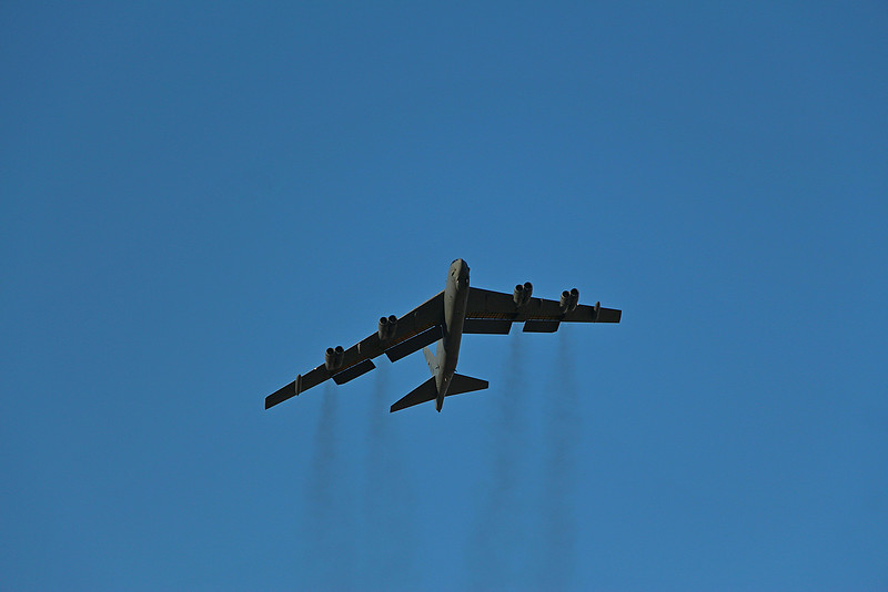 -(Aircraft) Boeing B-52H Stratofortress <br /> -(Nation & Service) United States Air Force<br /> -(Squadron) 93rd Bomb Squadron <br /> -(Home Base) Barksdale Air Force Base, Louisiana