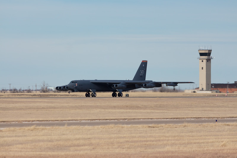 "-(Aircraft) Boeing B-52H Stratofortress<br /> -(Nation & Service)  United States Air Force<br /> -(Squadron)  23rd Bomb Squadron ""Bomber Barons""<br /> -(Home Base)  Minot Air Force Base, North Dakota"