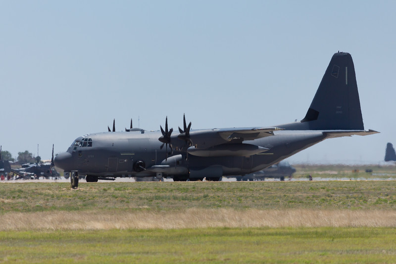 -(Aircraft) Lockheed Martin AC-130J Ghostrider <br /> -(Nation & Service) United States Air Force<br /> -(Squadron) 1st Special Operations Group Detachment 2 <br /> -(Home Base) Hurlburt Field, Florida