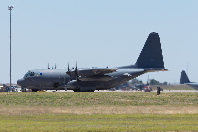 -(Aircraft) Lockheed AC-130W Stinger II<br /> -(Nation & Service) United States Air Force<br /> -(Squadron) 16th Special Operations Squadron<br /> -(Home Base) Cannon Air Force Base, New Mexico