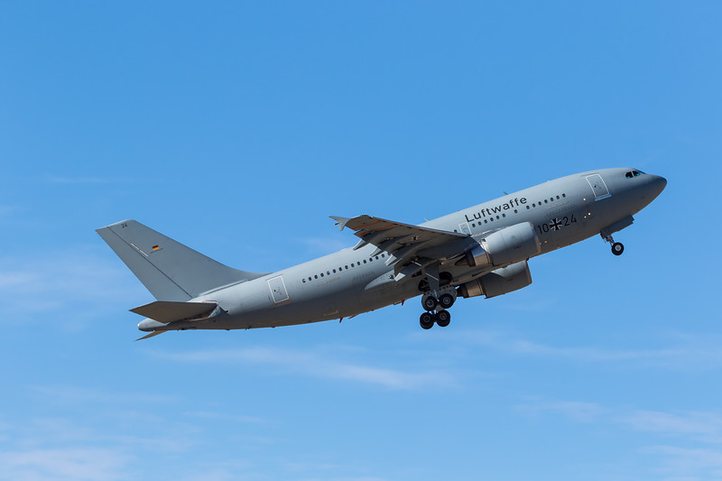 -(Aircraft) Airbus A310 MRTT<br /> -(Nation & Service) German Air Force (Luftwaffe)<br /> -(Squadron) Special Air Mission Wing MoD<br /> -(Home Base) Cologne Bonn Airport, Germany