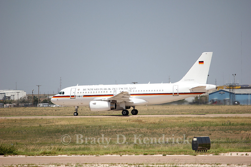 -(Aircraft) Airbus A319-133(CJ)<br /> -(Nation & Service) German Luftwaffe <br /> -(Squadron) Federal Ministry of Defence Transport Wing<br /> -(Home Base) Cologne Bonn Airport, Germany