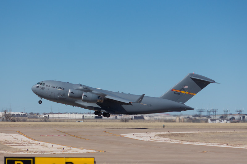 -(Aircraft) Boeing C-17A Globemaster III <br /> -(Nation & Service) United States Air Force<br /> -(Squadron) 58th Airlift Squadron<br /> -(Home Base) Altus Air Force Base, Oklahoma