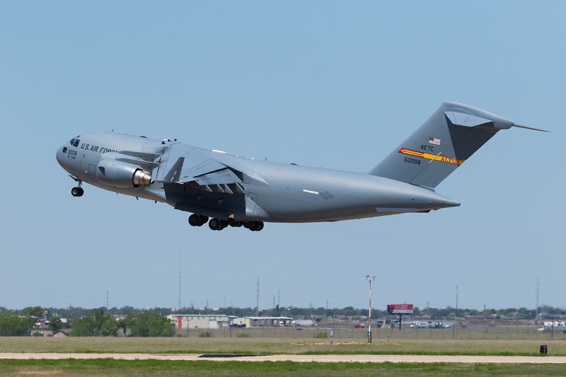 -(Aircraft) Boeing C-17 Globemaster III <br /> -(Nation & Service) United States Air Force<br /> -(Squadron) 58th Airlift Squadron<br /> -(Home Base) Altus Air Force Base, Oklahoma