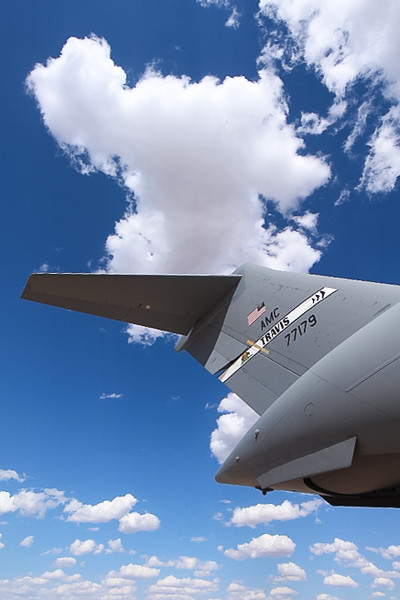 "-(Aircraft) Boeing C-17 Globemaster III<br /> -(Nation & Service) United States Air Force<br /> -(Squadron) 21st Airlift Squadron ""Bee Liners""<br /> -(Home Base) Travis Air Force Base, CA"