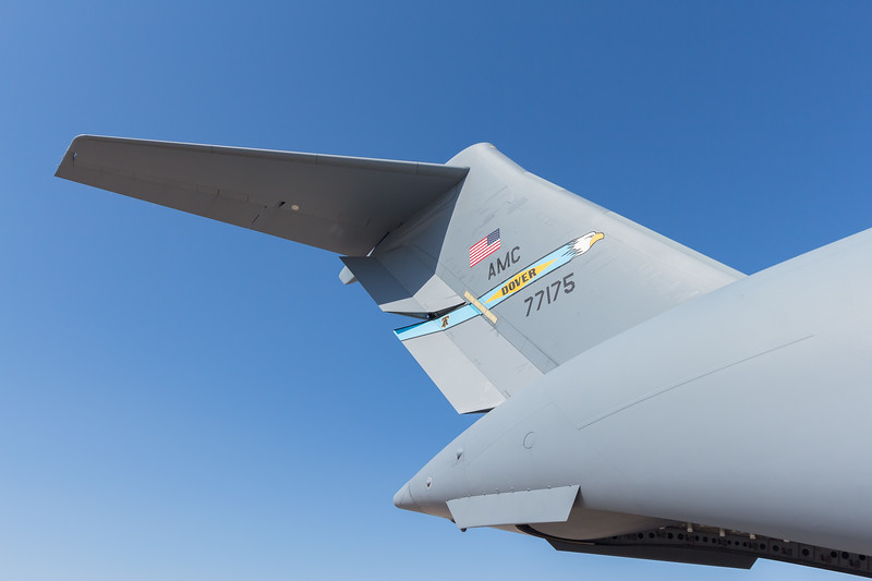 -(Aircraft) Boeing C-17 Globemaster III<br /> -(Nation & Service) United States Air Force<br /> -(Squadron) 3rd Airlift Squadron <br /> -(Home Base) Dover Air Force Base, Delaware