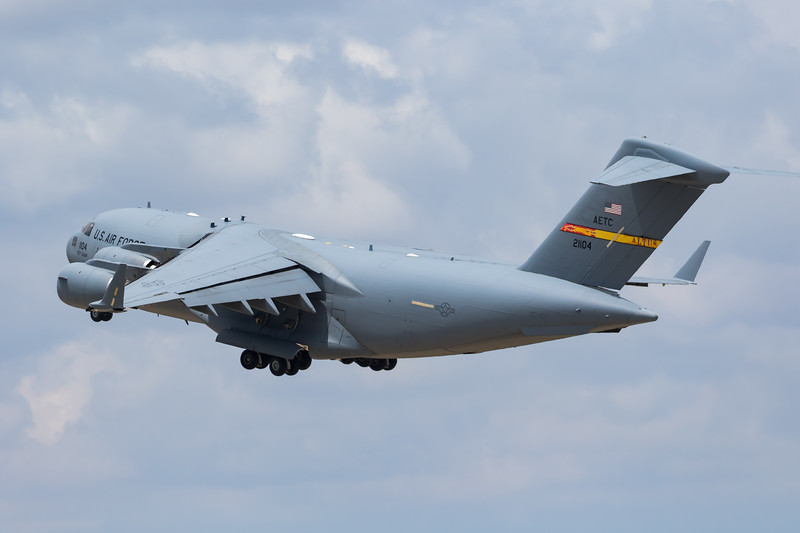 -(Aircraft) Boeing C-17 Globemaster III<br /> -(Nation & Service) United States Air Force<br /> -(Squadron) 58th Airlift Squadron<br /> -(Home Base) Altus Air Force Base, Oklahoma