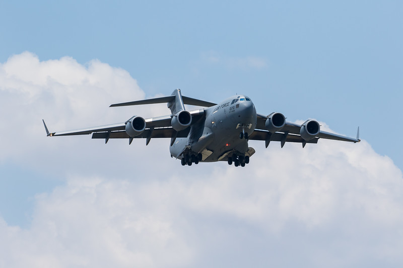 -(Aircraft) Boeing C-17A Globemaster III<br /> -(Nation & Service) United States Air Force<br /> -(Squadron) 58th Airlift Squadron<br /> -(Home Base) Altus Air Force Base, Oklahoma