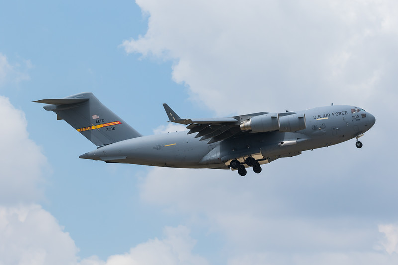 -(Aircraft) Boeing C-17A Globemaster III <br /> -(Nation & Service) United States Air Force<br /> -(Squadron) 58th Airlift Squadron <br /> -(Home Base) Altus Air Force Base, Oklahoma