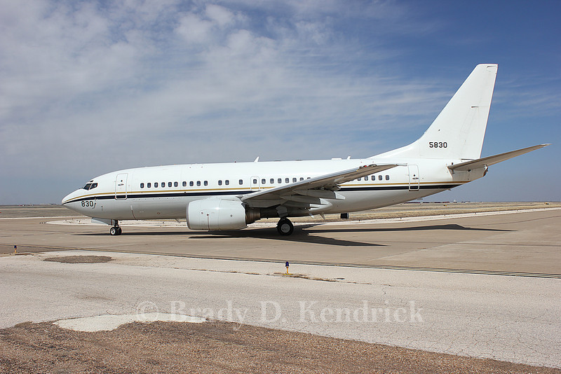 "-(Aircraft) Boeing C-40A Clipper<br /> -(Nation & Service) United States Navy<br /> -(Squadron) Fleet Logistics Support Squadron 59 ""The Lone Star Express""<br /> -(Home Base) Naval Air Station Fort Worth Joint Reserve Base, Texas"