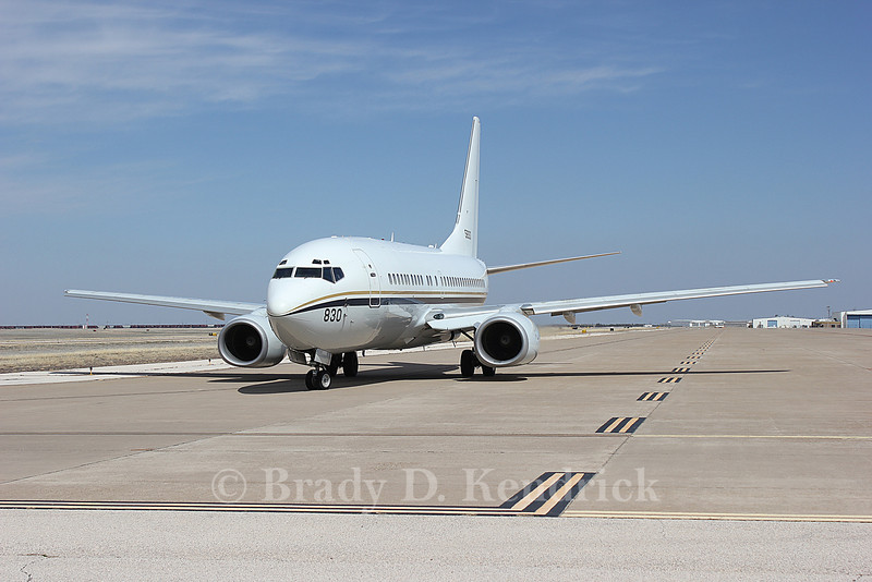"""-(Aircraft) Boeing C-40A Clipper<br /> -(Nation & Service) United States Navy<br /> -(Squadron) Fleet Logistics Support Squadron 59 """"The Lone Star Express""""<br /> -(Home Base) Naval Air Station Fort Worth Joint Reserve Base, Texas"""