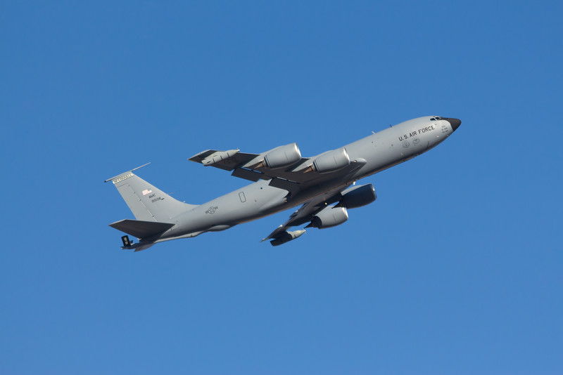-(Aircraft) Boeing KC-135R Stratotanker<br /> -(Nation & Service) United States Air Force<br /> -(Squadron) 18th Air Refueling Squadron <br /> -(Home Base) McConnell Air Force Base, Kansas