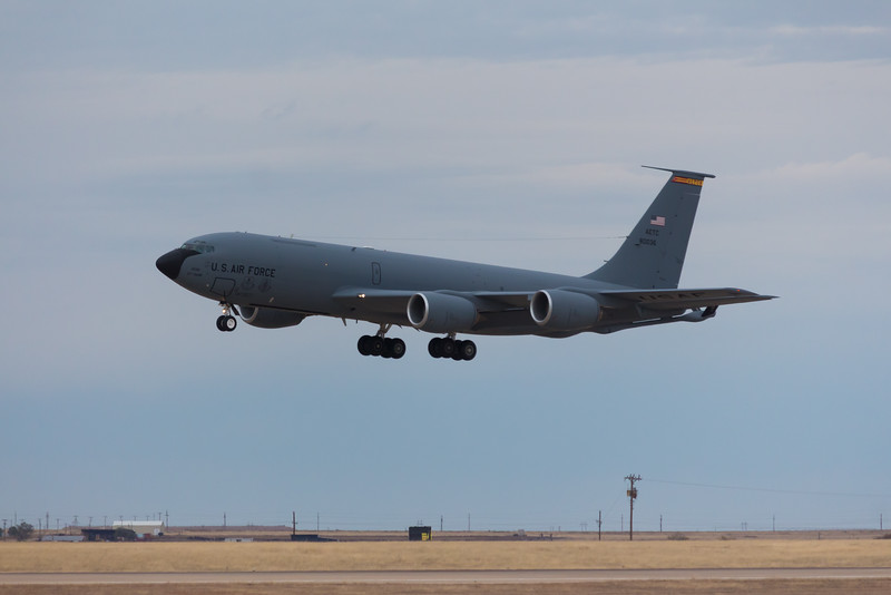 -(Aircraft) Boeing KC-135R Stratotanker <br /> -(Nation & Service) United States Air Force<br /> -(Squadron) 54th Air Refueling Squadron<br /> -(Home Base) Altus Air Force Base, Oklahoma