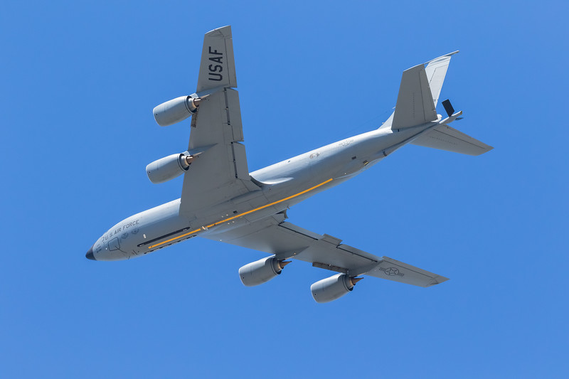 -(Aircraft) Boeing KC-135T Stratotanker <br /> -(Nation & Service) United States Air Force<br /> -(Squadron) 22d Air Refueling Wing<br /> -(Home Base) McConnell Air Force Base, Kansas