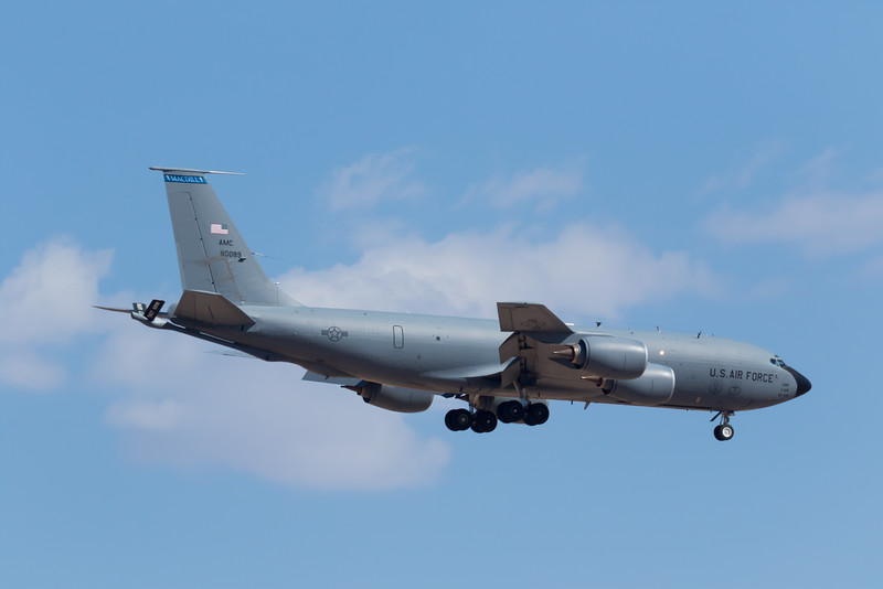 -(Aircraft) Boeing KC-135R Stratotanker<br /> -(Nation & Service) United States Air Force<br /> -(Squadron) 63d Air Refueling Squadron<br /> -(Home Base) MacDill Air Force Base, Florida