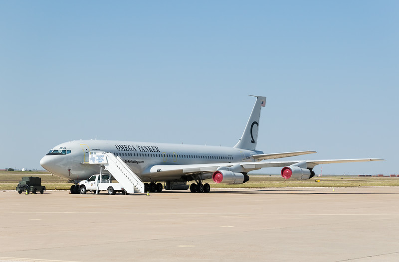 -(Aircraft) Boeing KC-707-320 <br /> -(Nation) United States<br /> -(Operator) Omega Air Refueling<br /> -(Home Base) San Antonio, Texas