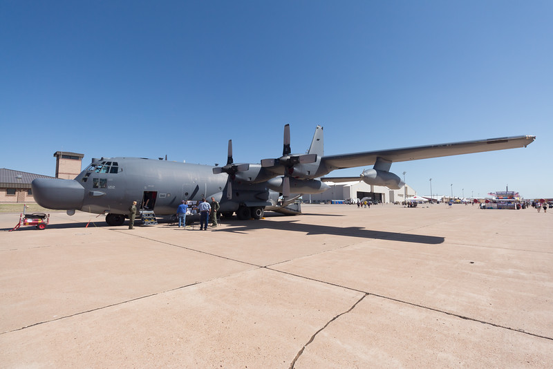 -(Aircraft) Lockheed MC-130H Combat Talon II<br /> -(Nation & Service) United States Air Force<br /> -(Squadron) 550th Special Operations Squadron<br /> -(Home Base) Kirtland Air Force Base, New Mexico